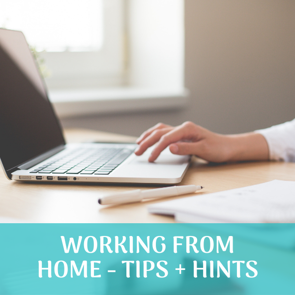 Working From Home: Setting Yourself up for Success & Avoiding the Pitfalls